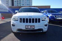 2013 Jeep Grand Cherokee  Bright White Auto Seq Sportshift Mackay Mackay City Preview