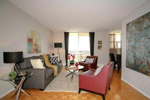 1BD - Burlington! Upgraded Bright & Spacious! ONE MONTH FREE!