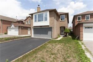 Great Opportunity To Own A Detached House In Great Location.