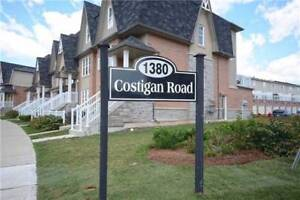 Fabulous Townhouse For Rent In Milton