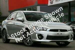 2017 Mitsubishi Lancer CF MY17 LS Silver 6 Speed Constant Variable Sedan Hoppers Crossing Wyndham Area Preview