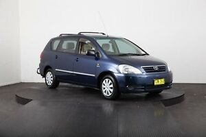 2002 Toyota Avensis ACM20R Verso GLX Blue 4 Speed Automatic Wagon Mulgrave Hawkesbury Area Preview
