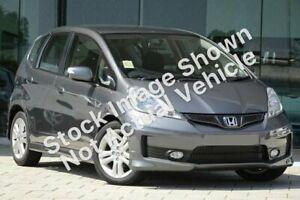 2012 Honda Jazz GE MY13 Vibe-S Grey 5 Speed Automatic Hatchback Nundah Brisbane North East Preview