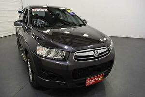 2012 Holden Captiva CG Series II 7 SX (FWD) Grey 6 Speed Automatic Wagon Moorabbin Kingston Area Preview