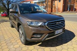 2019 Haval H6 H6 H6 2WD DCT LUX 2.0Lt Petrol Sepia Bronze Greenway Tuggeranong Preview