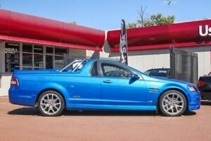 2010 Holden Ute VE II SS V Blue 6 Speed Sports Automatic Utility