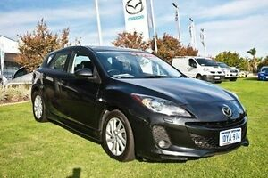 2011 Mazda 3 BL1072 SP20 SKYACTIV-Drive SKYACTIV Black 6 Speed Sports Automatic Hatchback Wangara Wanneroo Area Preview
