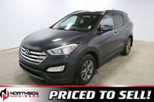 2015 Hyundai Santa Fe Sport SPORT Accident Free,  Heated Seats,