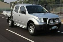 2007 Nissan Navara D40 RX Silver 6 Speed Manual Utility Devonport Devonport Area Preview