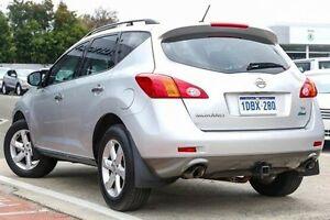 2009 Nissan Murano Z51 TI Silver 6 Speed Constant Variable Wagon Victoria Park Victoria Park Area Preview