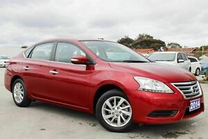 2014 Nissan Pulsar B17 ST Red 1 Speed Constant Variable Sedan Craigieburn Hume Area Preview