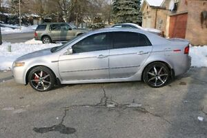 Mint condition 3rd Generation Acura TL