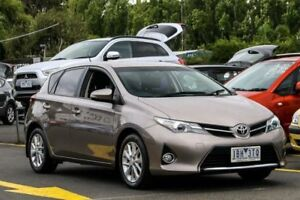 2014 Toyota Corolla ZRE182R Ascent Sport Bronze 6 Speed Manual Hatchback Ringwood East Maroondah Area Preview
