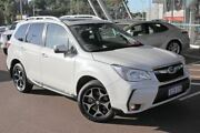 2016 Subaru Forester S4 MY17 XT CVT AWD Premium White 8 Speed Constant Variable Wagon Myaree Melville Area Preview