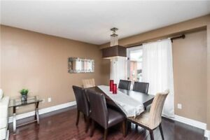 Luxurious 3-BR Detached Home In Exclusive Credit Pointe Villlage