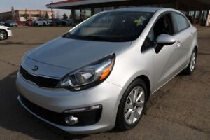 2016 Kia Rio EX Accident Free,  Heated Seats,  Back-up Cam,  Bl