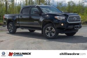 2017 Toyota Tacoma TRD Sport ONE OWNER, NO ACCIDENTS, BC CAR!