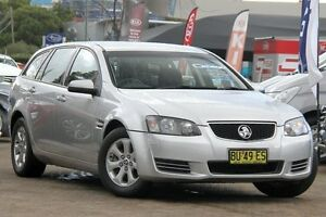 2013 Holden Commodore VE II MY12.5 Omega Silver 6 Speed Automatic Sportswagon Zetland Inner Sydney Preview