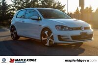 2015 Volkswagen Golf GTI MANUAL, PANO ROOF, NO ACCIDENTS, LOW KM