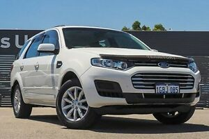 2016 Ford Territory SZ MkII TX Seq Sport Shift White 6 Speed Sports Automatic Wagon Maddington Gosnells Area Preview