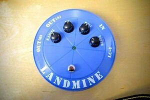 *Landmine LC-1 Chorus Guitar Effects Pedal***