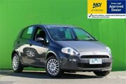 2013 Fiat Punto MY13 POP Grey 5 Speed Manual Hatchback Ringwood East Maroondah Area Preview