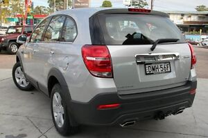 2016 Holden Captiva CG MY17 LS 2WD Silver 6 Speed Sports Automatic Wagon Waitara Hornsby Area Preview