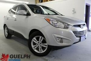 2012 Hyundai Tucson GLS LEATHER | HEATED SEATS & MORE
