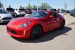 2019 Nissan 370Z Coupe 6-SPEED MANUAL TRANSMISSION, 3.7L V6 ENGI