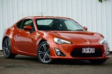 2013 Toyota 86 ZN6 GTS Velocity Orange 6 Speed Manual Coupe Chermside Brisbane North East Preview