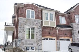 Brand New End Unit Townhouse