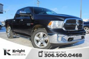 2015 Ram 1500 Big Horn - 5/160 Gold Plan - Heated Cloth Seats -