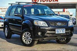 2010 Ford Escape ZD Black 4 Speed Automatic Wagon Osborne Park Stirling Area Preview