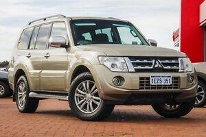 2014 Mitsubishi Pajero  Gold Sports Automatic Wagon Midland Swan Area Preview
