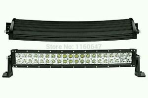 BNIB 24 inch 120W Curved Cree LED Light Bar With Harness