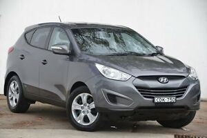 2011 Hyundai ix35 LM MY11 Active 6 Speed Sports Automatic Wagon Blacktown Blacktown Area Preview