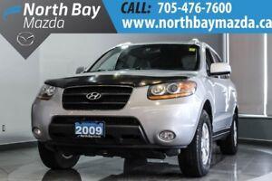 2009 Hyundai Santa Fe Dynamic Styling & Performance!