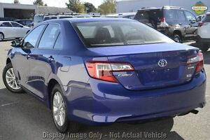 2013 Toyota Camry AVV50R Hybrid H Blue 1 Speed Constant Variable Sedan Westminster Stirling Area Preview
