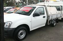 2004 Holden Rodeo RA DX White 5 Speed Manual Briar Hill Banyule Area Preview