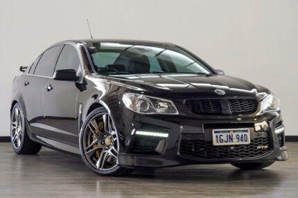 2015 Holden Special Vehicles GTS GEN-F MY15 Black 6 Speed Manual Sedan