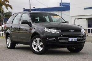 2012 Ford Territory SZ TX Seq Sport Shift Silhouette 6 Speed Sports Automatic Wagon Willagee Melville Area Preview