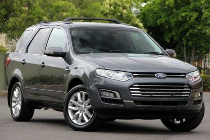 2016 Ford Territory SZ MkII TS Seq Sport Shift AWD Grey 6 Speed Sports Automatic Wagon Chermside Brisbane North East Preview