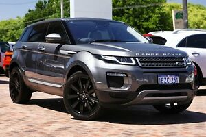 2016 Land Rover Range Rover Evoque L538 MY16.5 TD4 180 HSE Grey 9 Speed Sports Automatic Wagon Osborne Park Stirling Area Preview