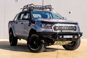 2015 Ford Ranger PX MkII XLS Double Cab Grey 6 Speed Sports Automatic Utility Yeerongpilly Brisbane South West Preview