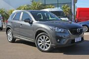2014 Mazda CX-5 Grey Sports Automatic Wagon Wangara Wanneroo Area Preview