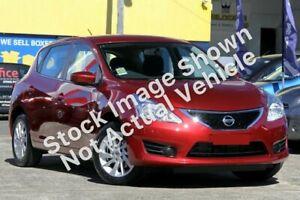 2013 Nissan Pulsar C12 ST Red 6 Speed Manual Hatchback Rockhampton Rockhampton City Preview