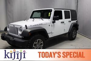 2014 Jeep Wrangler Unlimited 4WD UNLIMITED RUBICO Navigation (GP