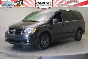 2017 Dodge Grand Caravan SXT Premium Plus *Back Up Camera-DVD Pl
