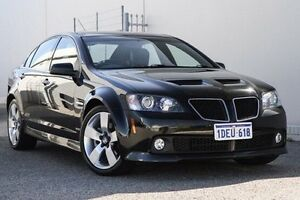 2009 Holden Commodore VE MY10 SS V Black 6 Speed Sports Automatic Sedan Bellevue Swan Area Preview