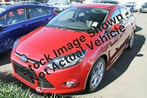 2013 Ford Focus LW MkII Sport Red 5 Speed Manual Hatchback Earlville Cairns City Preview